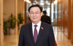 Ông Vương Đình Huệ được giới thiệu bầu làm Chủ tịch Quốc hội