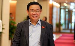 Nhiều đại biểu kỳ vọng vào tân Chủ tịch Quốc hội Vương Đình Huệ