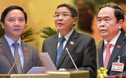 Những nhân sự nào vừa được giới thiệu để bầu làm Phó Chủ tịch Quốc hội?