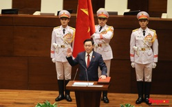 Kỳ vọng, tin tưởng ở tân Chủ tịch Quốc hội Vương Đình Huệ