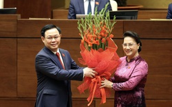 Ông Vương Đình Huệ được bầu làm Chủ tịch Quốc hội