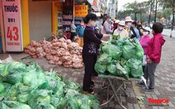 """""""Giải cứu"""" nông sản Hà Giang và Hải Dương, phát miễn phí đến bệnh nhân, người lao động nghèo"""