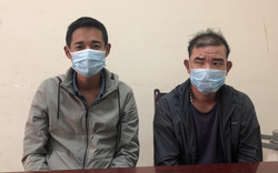 Quảng Bình: Bắt 2 đối tượng vượt biên giới trong đêm
