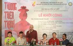 Vở diễn về Mẫu Liễu Hạnh phối hợp nghệ thuật Xiếc, Cải lương, hát Văn