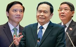 Quốc hội có ba Phó Chủ tịch mới