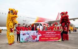 Siêu ưu đãi kỳ nghỉ trọn gói từ 10 đường bay Vietjet đến Phú Quốc