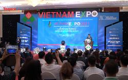 Hội chợ thương mại Quốc tế Việt Nam 2021 thu hút hơn 300 doanh nghiệp tham gia
