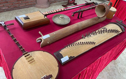 Triển lãm, trình diễn nhạc cụ các dân tộc Việt Nam