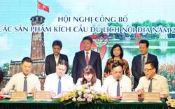 Giá trị cốt lõi của du lịch Hà Nội là di tích, di sản văn hóa