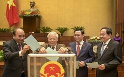 Nhật ký nghị trường: Quốc hội miễn nhiệm các chức danh Thủ tướng Chính phủ và Chủ tịch nước