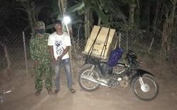 Bắt giữ đối tượng vận chuyển ma túy và hàng lậu qua biên giới