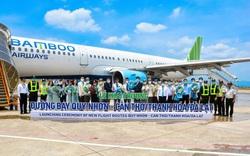 Mở mới 8 đường bay tới Phú Quốc và Quy Nhơn, Bamboo Airways nhắm mục tiêu khai thác 80 đường bay trong 2021