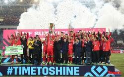 Đội tuyển Việt Nam lọt top 90 trên bảng xếp hạng FIFA