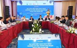 Hàng loạt kế sách đưa du lịch Việt Nam phục hồi mạnh sau dịch