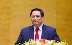 Giới thiệu ông Phạm Minh Chính để bầu giữ chức Thủ tướng Chính phủ