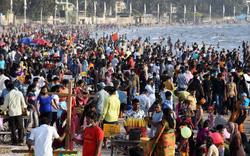 Ấn Độ lần đầu tiên ghi nhận hơn 100 nghìn ca nhiễm Covid-19/ngày