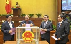 Nhật ký nghị trường: Quốc hội bầu Phó Chủ tịch nước và 5 Ủy viên Ủy ban Thường vụ Quốc hội