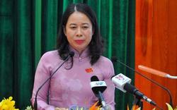 Giới thiệu Bí thư Tỉnh ủy An Giang Võ Thị Ánh Xuân để bầu giữ chức Phó Chủ tịch nước