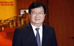 Trình Quốc hội miễn nhiệm Phó Thủ tướng Trịnh Đình Dũng