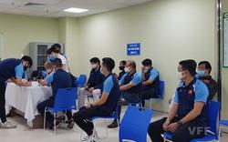 Điều chỉnh lịch tiêm vắc xin Covid-19 cho đội tuyển Việt Nam