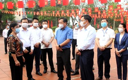 Phó Bí thư Thành ủy Hà Nội Nguyễn Văn Phong: Phú Xuyên tuyệt đối không lơ là, chủ quan trong phòng, chống dịch