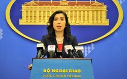 Bộ Ngoại giao thông tin về chính sách nhập cảnh của người nước ngoài tại Việt Nam