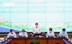Thủ tướng Phạm Minh Chính: TP Hồ Chí Minh phải phát triển xứng tầm trung tâm của vùng