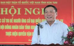 Bộ trưởng Nguyễn Văn Hùng: Nỗ lực để cùng tỉnh Kon Tum