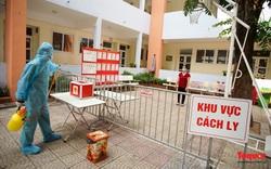 Hà Nội diễn tập ứng phó phòng dịch Covid-19 ở điểm bầu cử