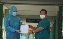 Bệnh nhân Covid-19 đầu tiên ở Đà Nẵng xuất viện; Quảng Bình dừng tiếp nhận người từ các tỉnh Bắc Ninh, Bắc Giang