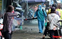 Hà Nội: Phong tỏa tạm thời chợ Xanh Văn Quán vì có ca nghi mắc Covid-19 ghé qua