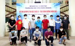 Việt Nam đoạt 6 Huy chương tại Olympic Tin học châu Á - Thái Bình Dương 2021