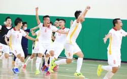 Bộ trưởng Nguyễn Văn Hùng gửi thư chúc mừng Đội tuyển Futsal quốc gia lần thứ hai góp mặt tại Vòng chung kết Giải Futsal Vô địch thế giới