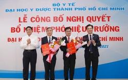 ĐH Y Dược TP Hồ Chí Minh dừng bổ nhiệm 2 Phó Hiệu trưởng