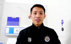 HLV Hà Nội FC nhắn nhủ học trò chiến đấu thay phần Đỗ Hùng Dũng