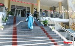Xuất cấp hóa chất khử khuẩn phòng, chống dịch COVID-19 cho Bắc Giang, Bắc Ninh