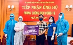 Hội Nghệ sĩ Sân khấu Việt Nam hỗ trợ Bắc Ninh, Bắc Giang chống dịch