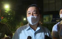 Phó Chủ tịch UBND TP Hà Nội: Nguy cơ lây lan dịch bệnh COVID-19 trên địa bàn là rất lớn