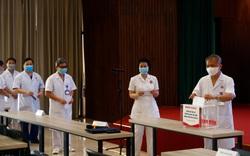 """Bệnh viện E sẵn sàng """"chia lửa"""" với hai tỉnh Bắc Giang, Bắc Ninh"""