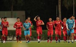 Giao hữu tuyển Việt Nam- tuyển Jordan:
