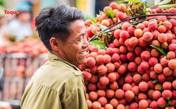 Chiến dịch tình nguyện ''đồng hành online - bán vải Bắc Giang''