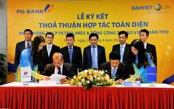 Bảo Việt Nhân thọ và PG Bank ký kết thỏa thuận hợp tác toàn diện
