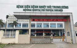 Bác sĩ mắc Covid-19, Bệnh viện Bệnh Nhiệt đới Trung ương tạm thời đóng cửa