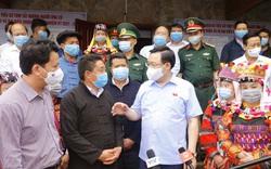 Chủ tịch Quốc hội yêu cầu tỉnh Hà Giang ứng dụng công nghệ thông tin để tăng cường tương tác giữa người ứng cử với cử tri