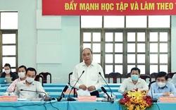 Chủ tịch nước cam kết làm tròn trách nhiệm của người đại biểu nhân dân