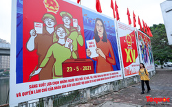 Hà Nội: Khẩn trương chuẩn bị cho ngày bầu cử ĐBQH, HĐND các cấp