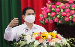 Thủ tướng Phạm Minh Chính: Nhân dân phải được hạnh phúc, ấm no