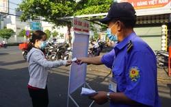 Người dân Đà Nẵng đi chợ bằng