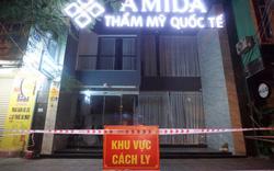Nóng: Thêm 14 ca dương tính SARS-CoV-2 tại Đà Nẵng, trong đó 12 người làm ở thẩm mỹ viện