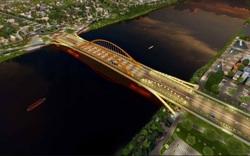 Công bố kết quả thi tuyển phương án thiết kế kiến trúc cầu vượt sông Hương